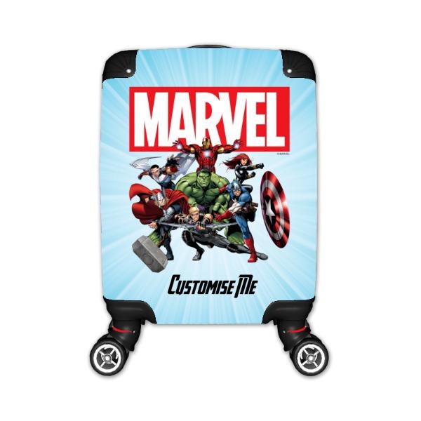 Marvel Avengers Group Kid's Suitcase
