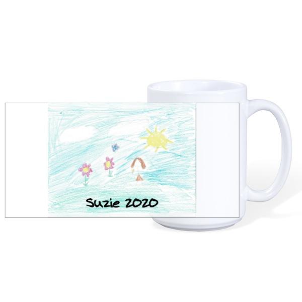 Johnson Elementary Fundraiser - Ceramic Mug
