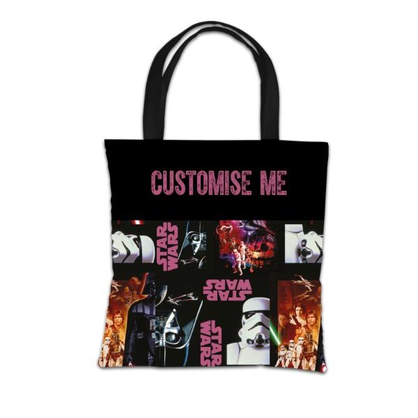 Star Wars Classic Poster Print Tote Bag