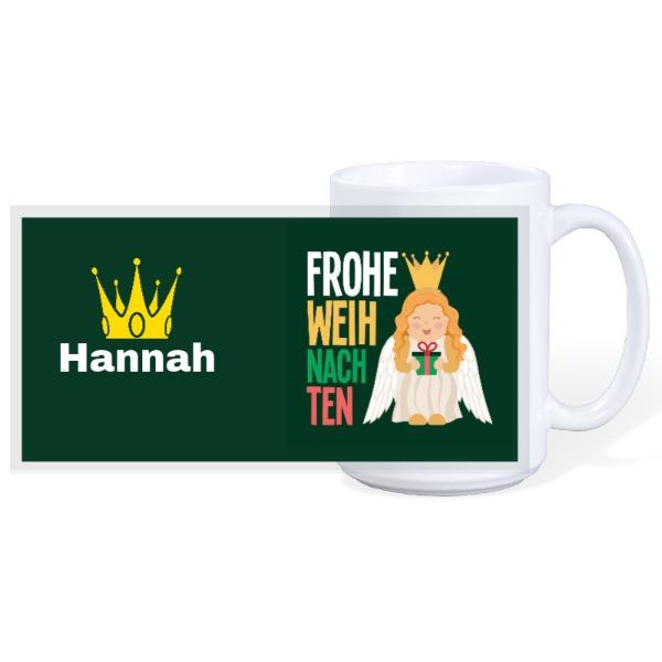 Weihnachtsbecher - 15oz Ceramic Mug