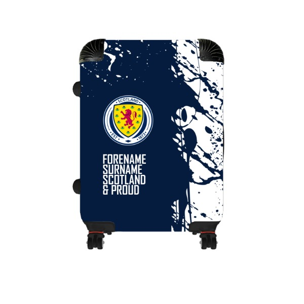 Scotland Proud Cabin Suitcase