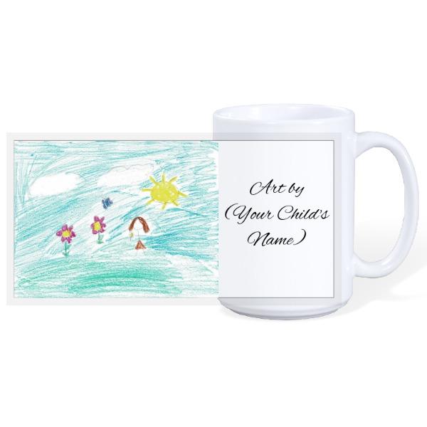 Johnson Elementary Fundraiser Mug - 15oz Ceramic Mug
