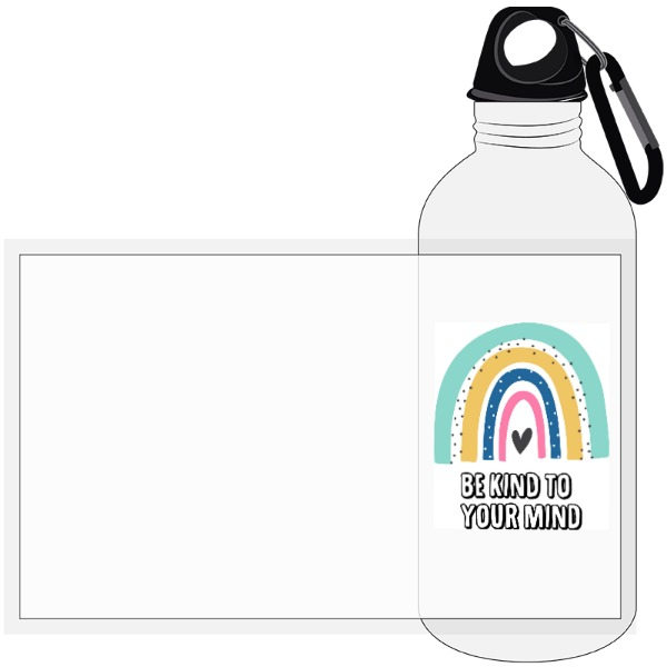 20oz Travel Bottle
