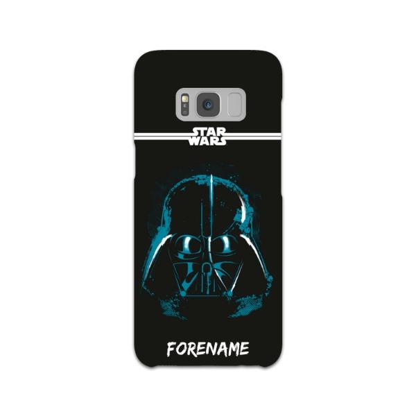 Star Wars Darth Vader Paint Samsung Galaxy S8 Phone Case