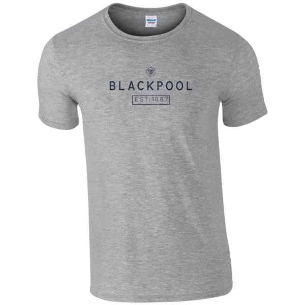 Blackpool FC Minimal T-Shirt