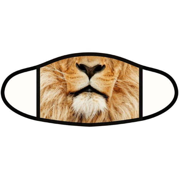 Lion mask - Face Mask- Small