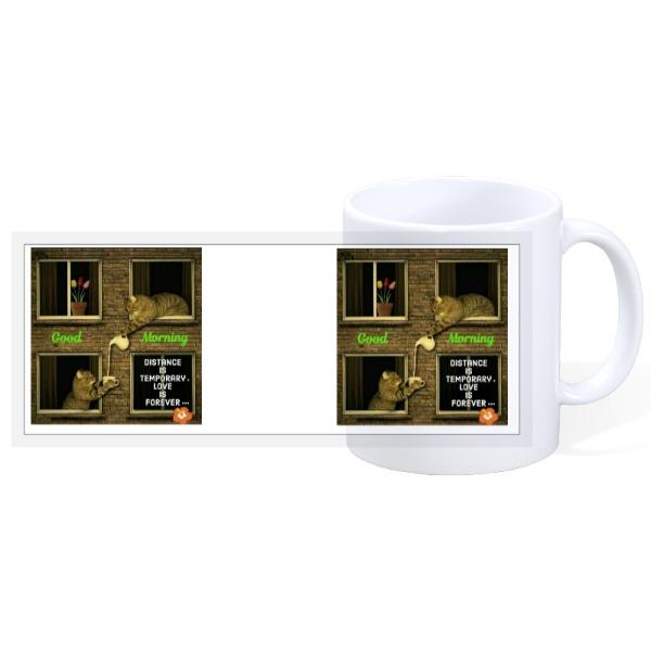 Love is Forever Mug - 11oz Ceramic Mug