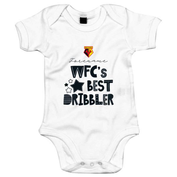 Watford FC Best Dribbler Baby Bodysuit