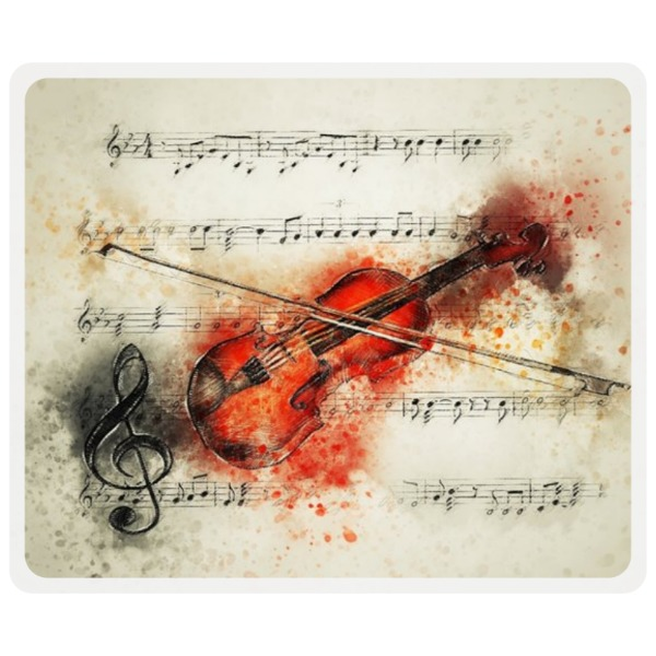 Music Mousepad - Mousepad