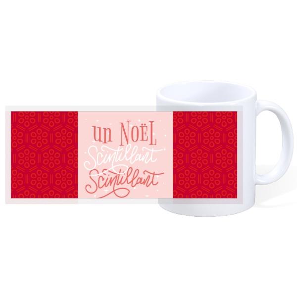 Noel - 11oz Ceramic Mug