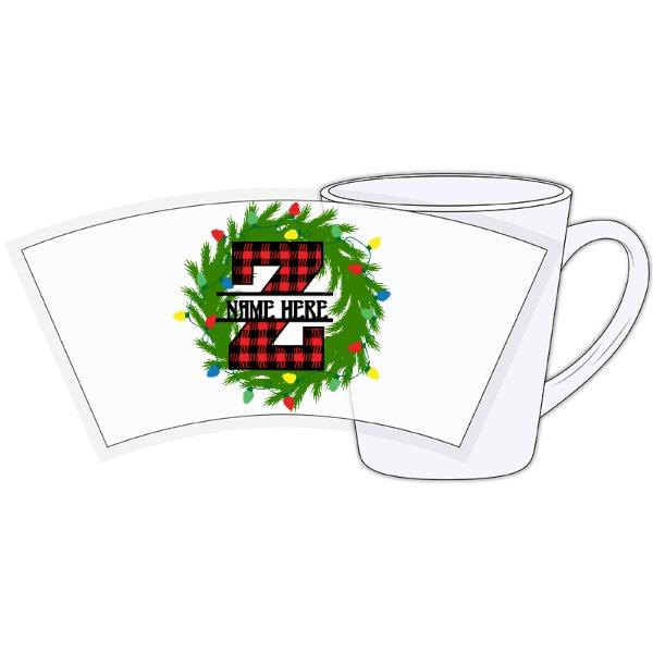 Ceramic Latte Mug