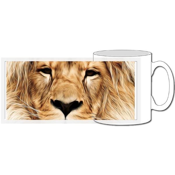 Lion King Mug - 10oz Ceramic Mug