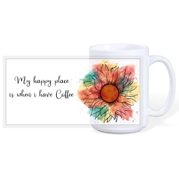 Sunshine  - 15oz Ceramic Mug