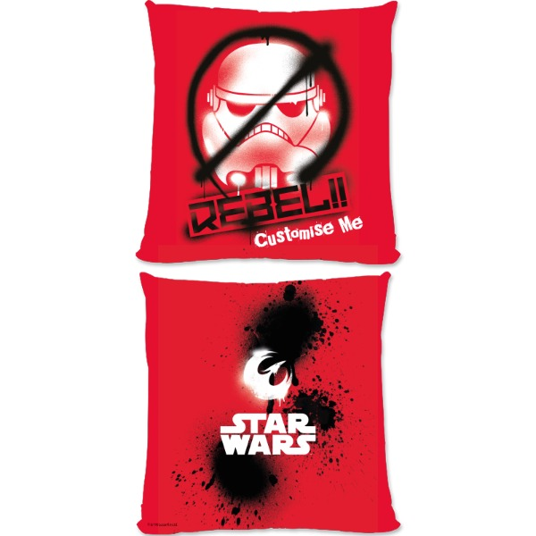 Star Wars Rebels Rebel Small Fibre Cushion