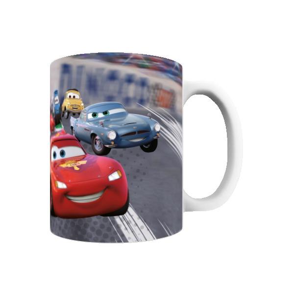 Disney Cars Lightning McQueen Mug