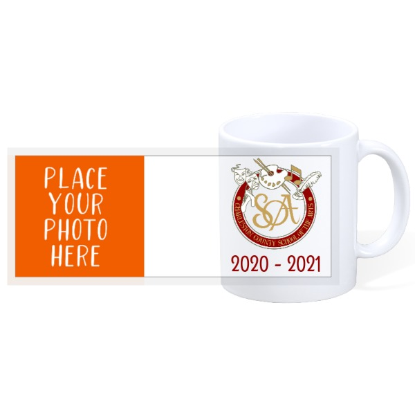 SOA Photo Mug - 11oz Ceramic Mug