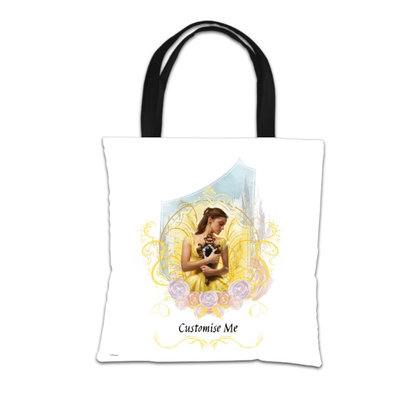 Disney Beauty and the Beast Belle 'Mirror' Tote Bag