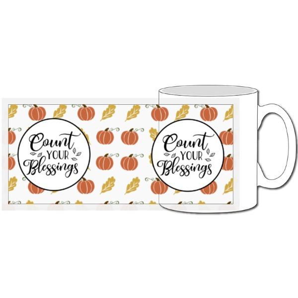 Count your blessings - 10oz Ceramic Mug