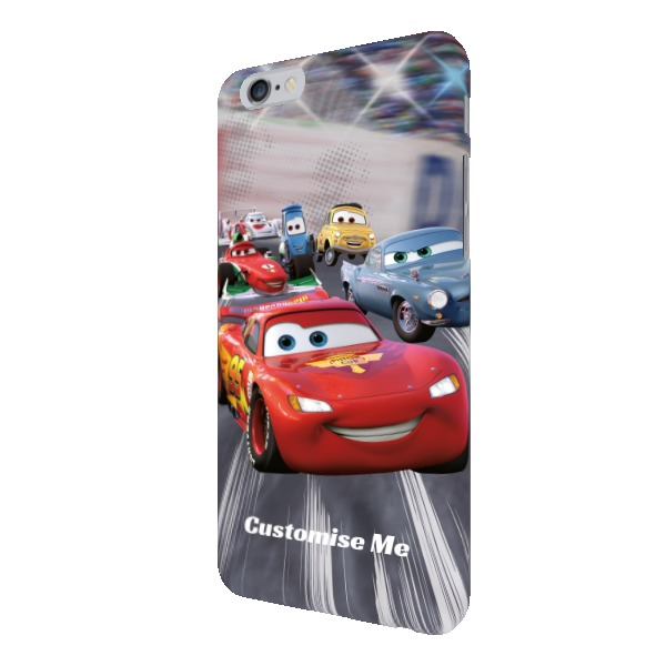 Disney Cars Lightning McQueen iPhone 6/6s Clip Case