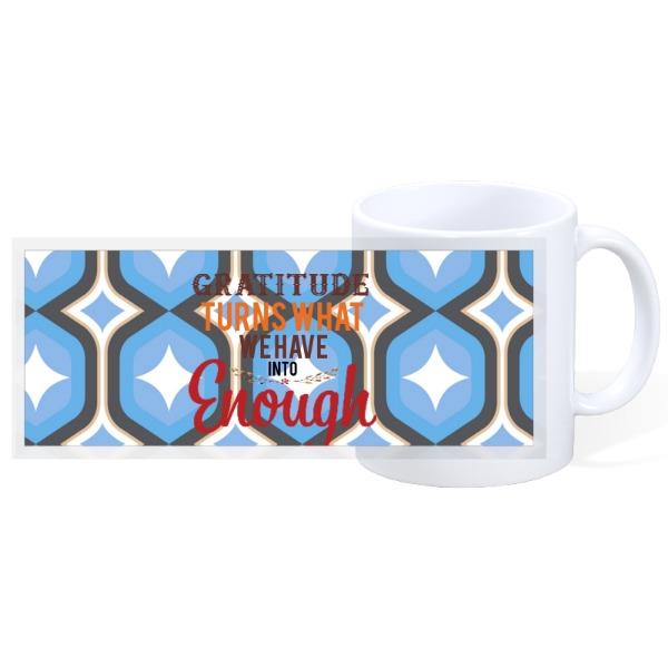 GRATITUDE - 11oz Ceramic Mug