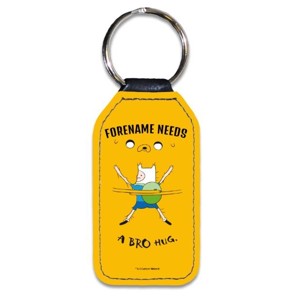 Adventure Time Bro Hug Key Ring