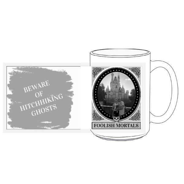 Haunted Mansion Mug - 15oz Ceramic Mug