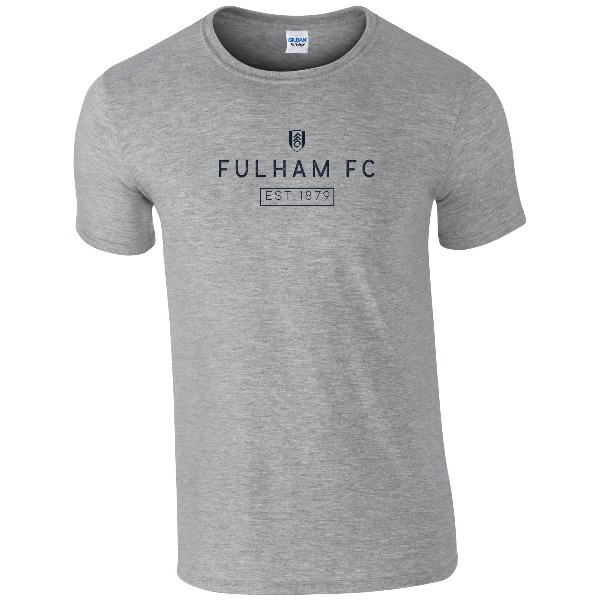 Fulham FC Minimal T-Shirt