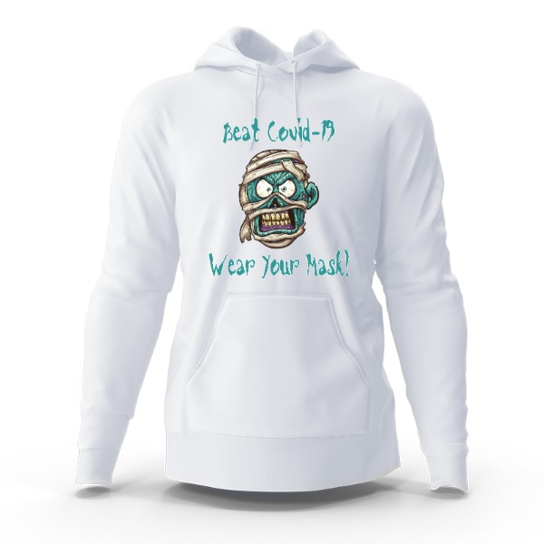 Hoody Sweatshirt Large Print Area