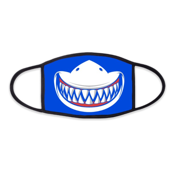 Shark - Face Mask- Small