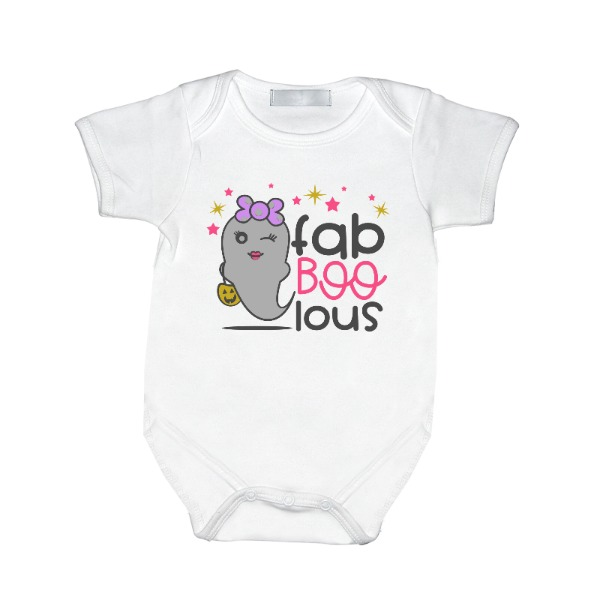 Fab Boo lous - Baby One Piece