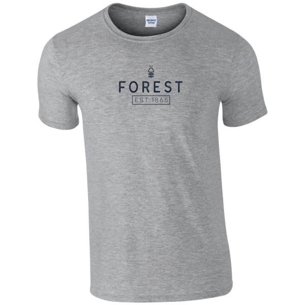Nottingham Forest FC Minimal T-Shirt