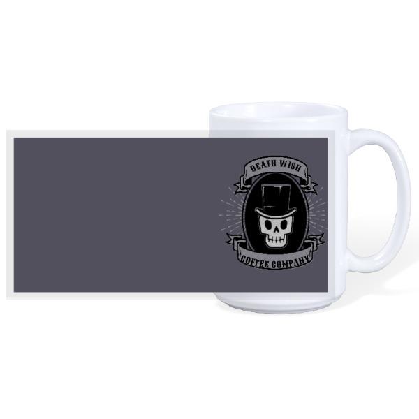 Death Wish - 15oz Ceramic Mug