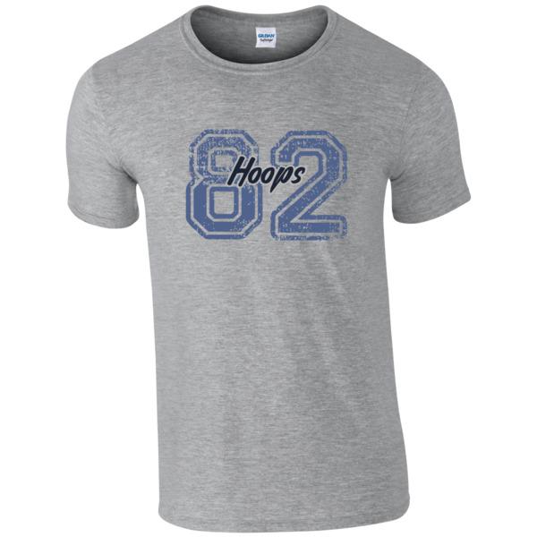 Queens Park Rangers FC Varsity Number T-Shirt