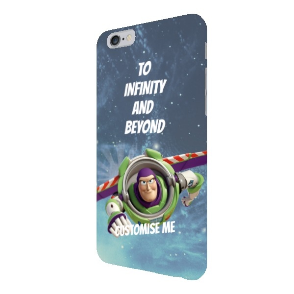 Disney Toy Story Buzz Infinity iPhone 6+/6S+ Clip Case
