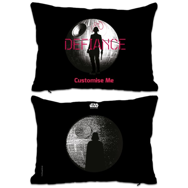 Star Wars Rogue One Defiance Extra Large Fibre Cushion