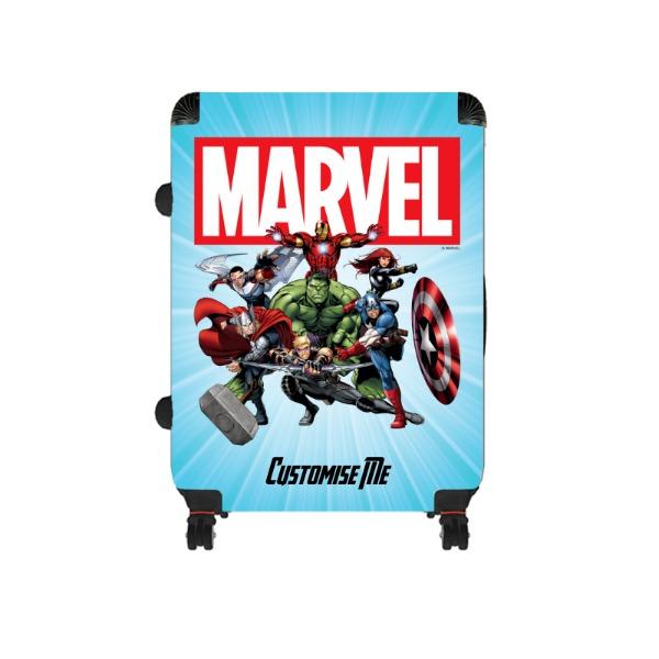 Marvel Avengers Group Large Suitcase