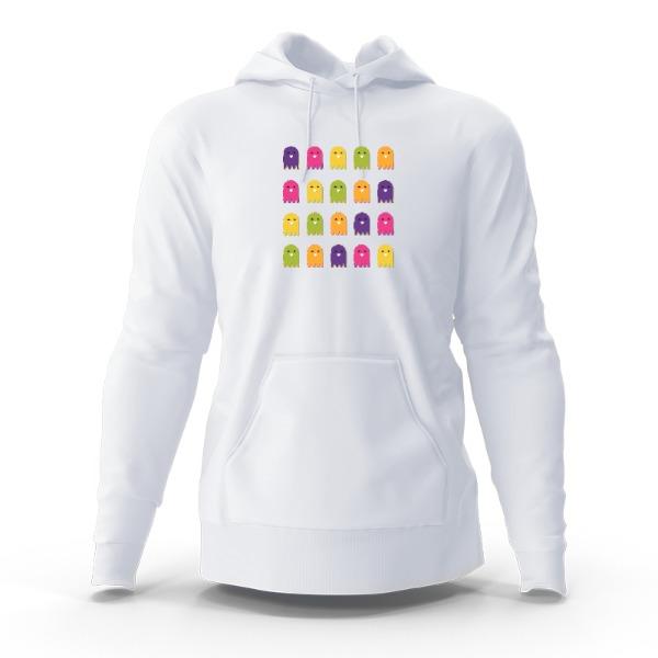 Hoody Sweatshirt Small Print Area