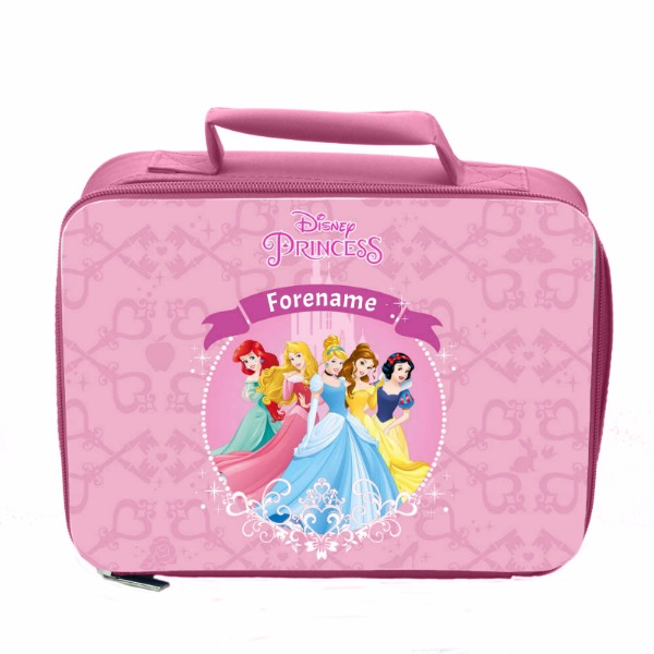 Disney Princess Group Lunch Bag