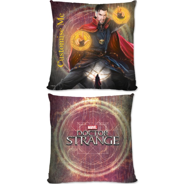 Marvel Doctor Strange 'Sorcerous' Large Fiber Cushion