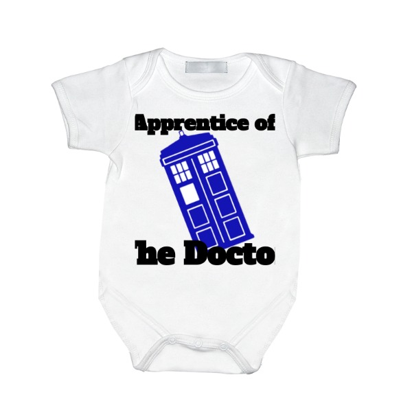 Apprentice of the Doctor! - Baby One Piece