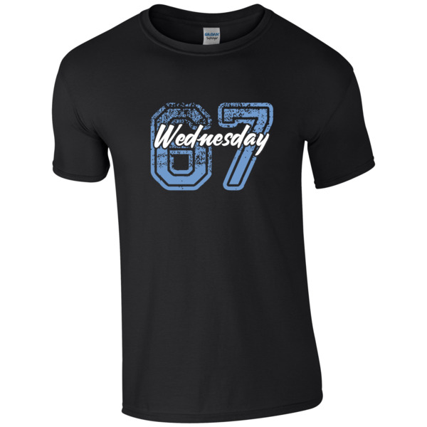 Sheffield Wednesday FC Varsity Number T-Shirt