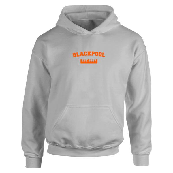 Blackpool FC Varsity Established Hoodie