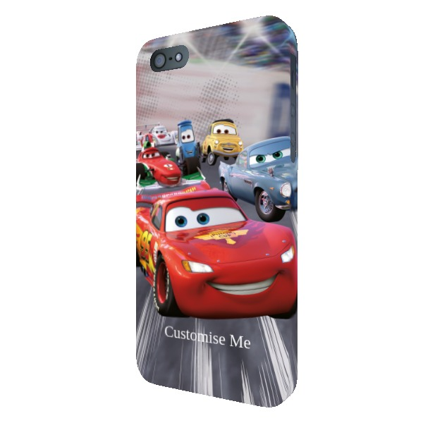 Disney Cars Lightning McQueen iPhone 5/5s/5SE Clip Case