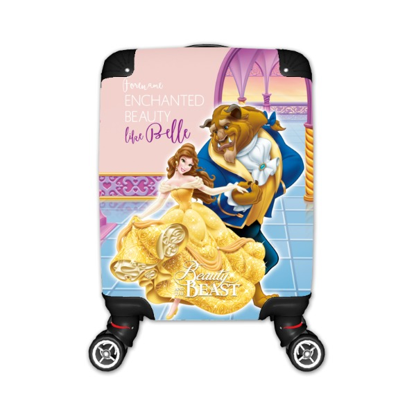 Disney Beauty and The Beast Dance Kids Suitcase