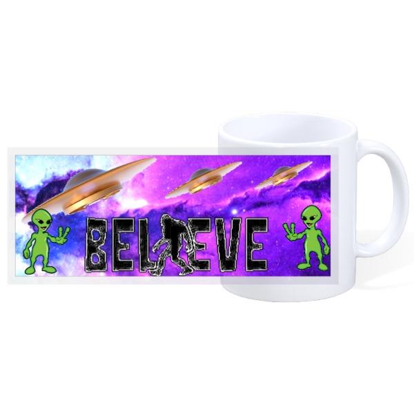 believe - 11oz Ceramic Mug