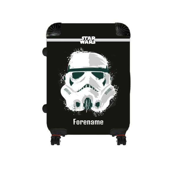 Star Wars Storm Trooper Paint Cabin Suitcase