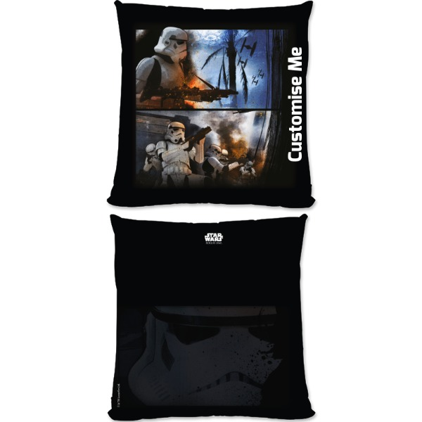 Star Wars Rogue One Stormtrooper Large Fibre Cushion
