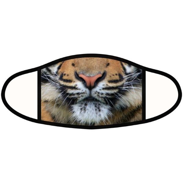 Tiger mask - Face Mask- Large