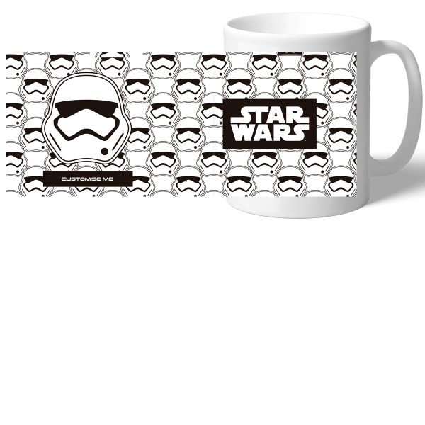 Star Wars Storm Trooper Icon Mug