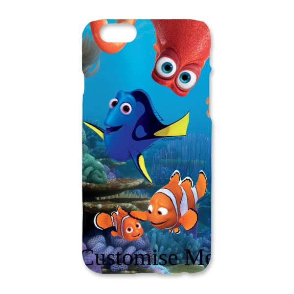 Disney Finding Dory Group Scene iPhone 6/6s Clip Case